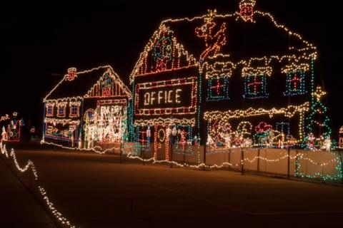website - Jones Beach Christmas Lights